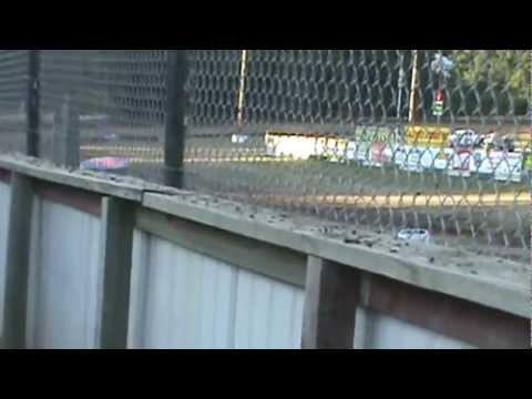 2012 ALBANY SARATOGA SPEEDWAY BRETT HEARN & MATT SHEPPARD BIG SHOW 4 TIME TRIALS DIRTcar SERIES