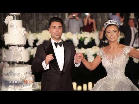 Grand MACEDONIAN wedding entry!