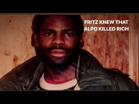 FRITZ KNEW THAT ALPO HAD TAKEN OUT RICH PORTER,HE TOOK THE 30 BRICK LOST HE DID NOT HONOR RICHLIFE😪