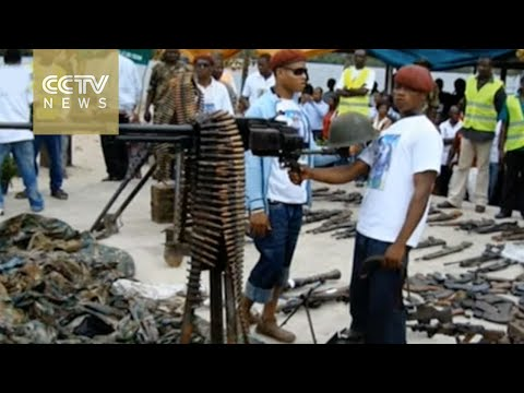 UN warns illegal small arms in Nigeria reach an alarming proportion