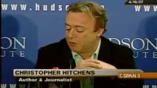 Christopher Hitchens on Scottish Independence, 2007