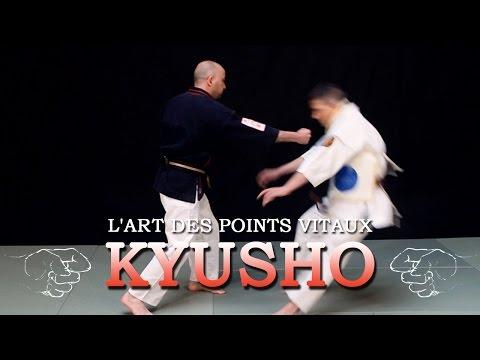 Kyusho Jitsu : l'art des points vitaux