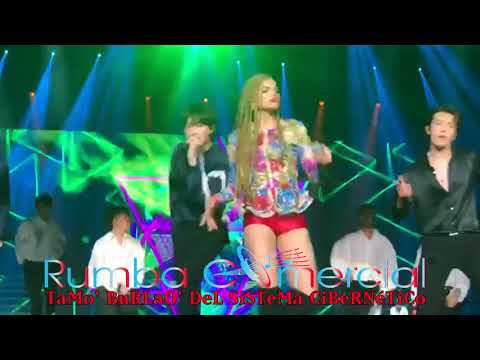 Super Junior 슈퍼주니어 Ft Leslie Grace - Lo Siento (Movistar Arena, Chile) [RumbaComercial.Com]