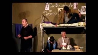 Gence teatrı.  Nodar Dumbadze -  Ağ bayraqlar (kiçicik parça)