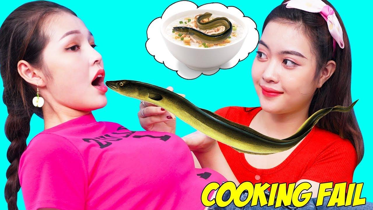 FUNNY FOOD FAILS & FOOD PRANKS ! Best Funny DIY Food Hacks & Cooking Hacks ! Food Pranks on