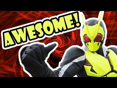 What Is Kamen Rider Zero-One?!