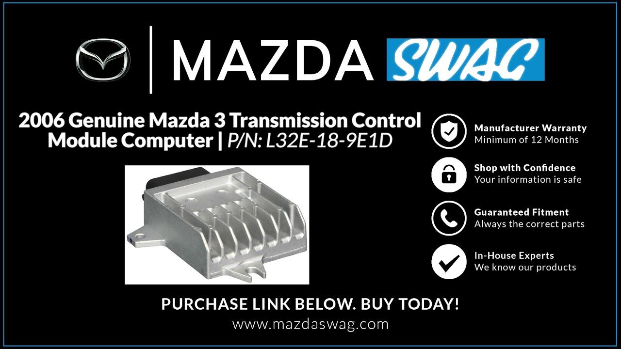 mazdaspeed 3 genuine parts