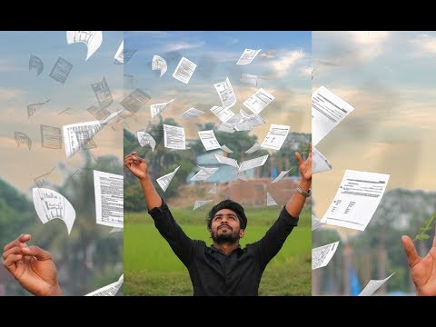 Fly Paper Photoshop Manipulation l  Levitation Photo Effects Tutorial l Lk Tushar