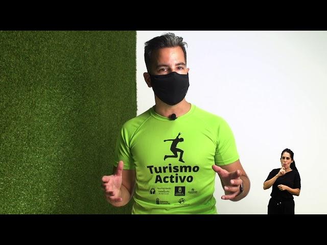Presentación de la V Feria de Turismo Activo de Valsequillo de Gran Canaria (Tanausú Zumaquero)