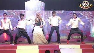 Awesome Dance Performance in 8th Annual Function of karatians School India
