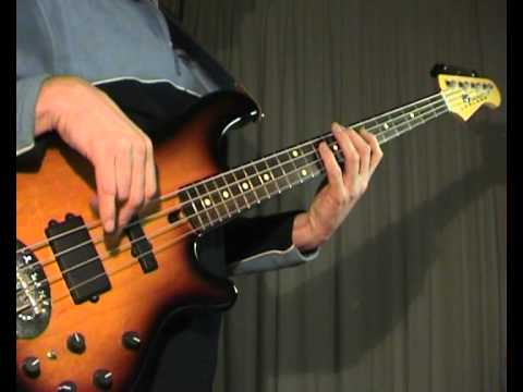 The Animals - We Gotta Get Out Of This Place - Bass Cover - YouTube