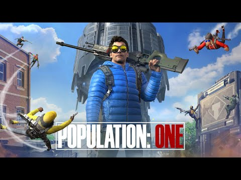 POPULATION: ONE - Launch Trailer