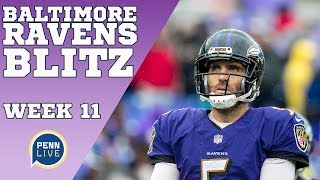 Baltimore Ravens Blitz: Ravens still in playoff conversation despite large, looming questions