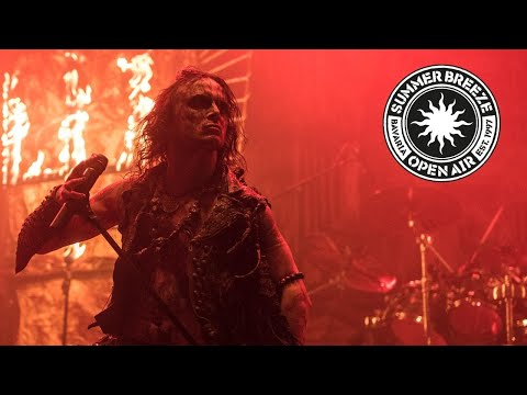 Watain - The Wild Hunt (LIVE @ SUMMER BREEZE Open Air 2014)