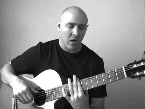 How Insensitive  Norman Gimbel, Antonio Carlos Jobim  Vocals and Guitar
