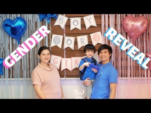 GENDER REVEAL (2nd Baby) | TheLizardoSquad