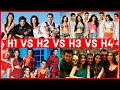 Housefull Vs Housefull 2 Vs Housefull 3 Vs Housefull 4 - Which Bollywood Song Do You Like ?