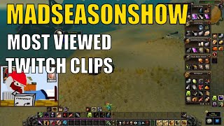 MadSeasonShow's Top 25 Most Viewed Twitch Clips of All Time