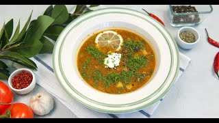 Рыбная солянка с килькой в томатном соусе   Дежурный по кухне