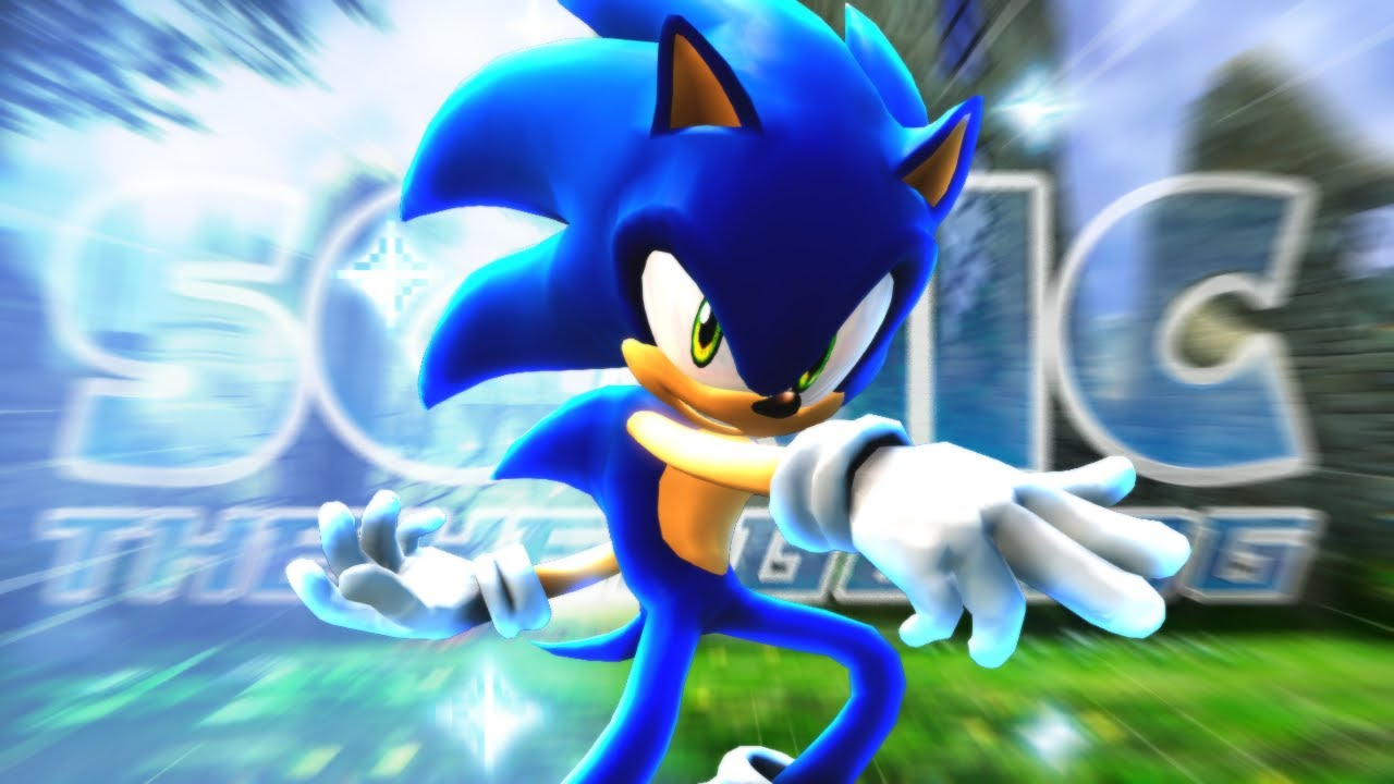 Sonic P-06 is back: All Sonic's Stages (S-Rank)