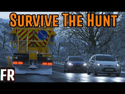 Forza Horizon 4  Challenge - Survive The Hunt thumbnail