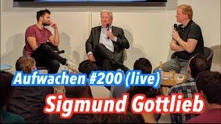 Aufwachen #200 mit Sigmund Gottlieb über Neutralität, CSU, Erdogan & Fernsehmachen