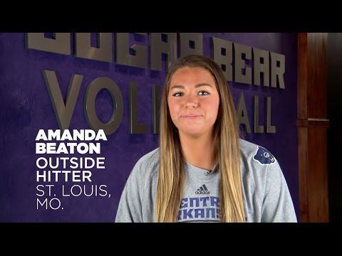Volleyball: Meet Amanda Beaton