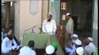peer sahib zada abdul ali ghazali bayaan--Wladat