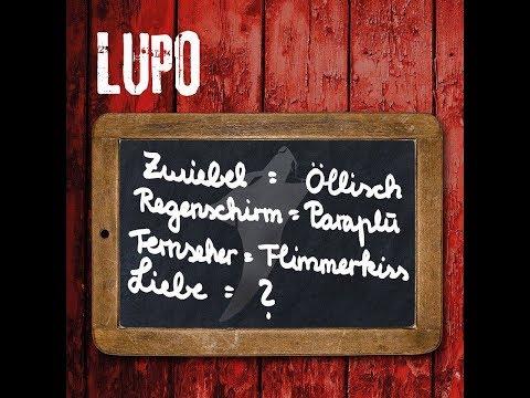 Lupo - För die Liebe nit - Lyrics