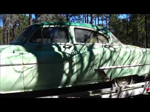 1953 Oldsmobile 88 Rescue