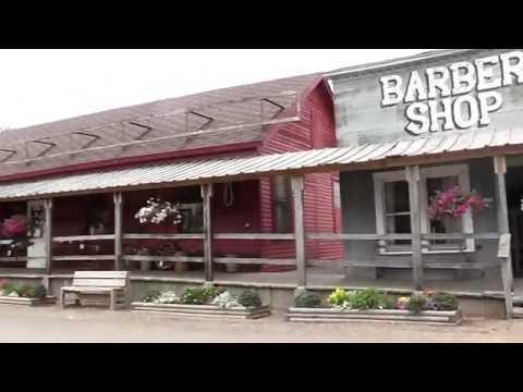 Exploring The Hometown of Louis L'Amour At Jamestown, North Dakota