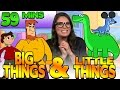Best of Big Things and Small Things at Cool School - Compilation | Chicken Little, Dragons, & More! Mp3