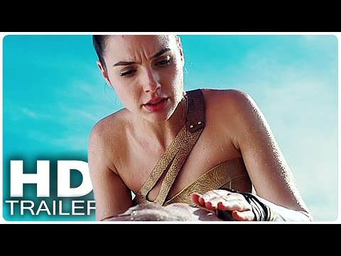 WONDER WOMAN Trailer 2017
