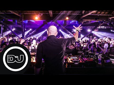 Sam Paganini TECHNO DJ Set from Drumcode Halloween, Tobacco Dock (DJ Set)