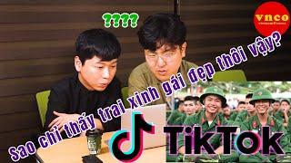 Xem Tiktok Việt Nam - Ngày nhập ngũ và cái kết! (VNCO reaction)