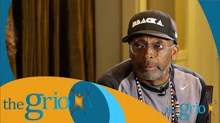 Spike Lee talks 'Blackkklansmen', white supremacy and filmmaking w/ Natasha Alford