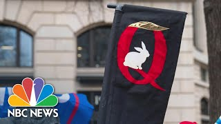 The Significance Of QAnon's 'True Inauguration Day' Conspiracy On March 4 | NBC News NOW