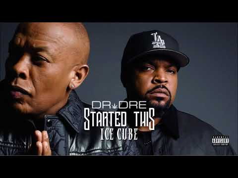 Dr Dre & Ice Cube  Started This Explicit