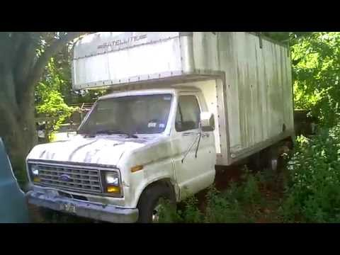 Pt 1 Ipartcars Com Turns A Ford E350 Box Truck Into A Car