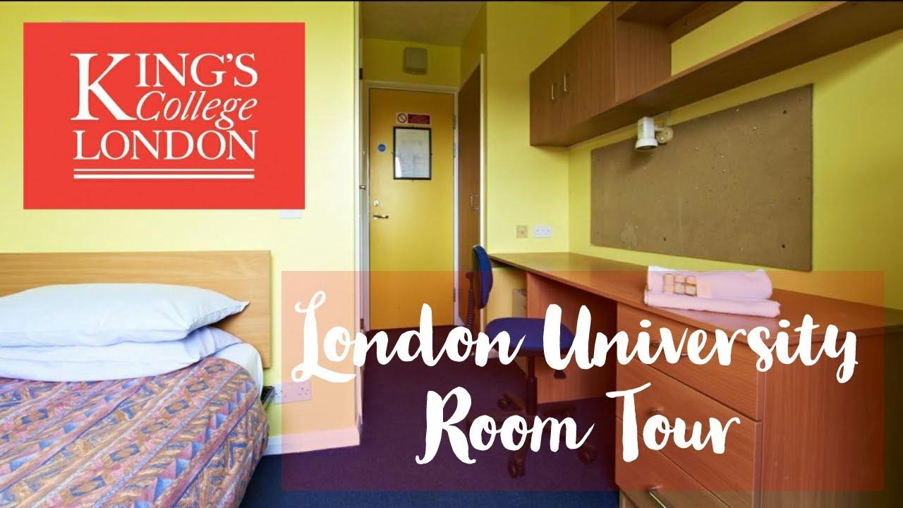 London University Room Tour King S