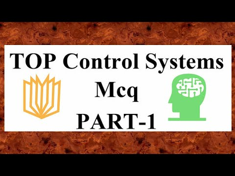 TOP Control Systems Mcq Part-1