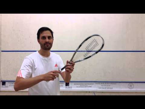 Prince Pro Sovereign 650 Squash Racket Review