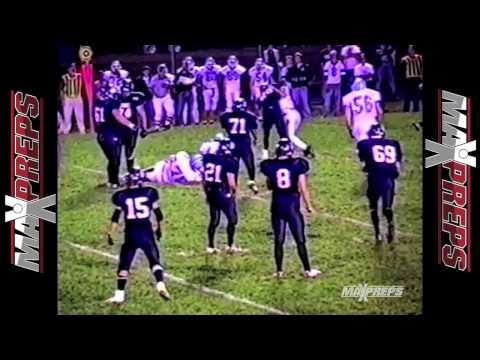 Jordy Nelson High School Football Highlights - Riley County, Kansas