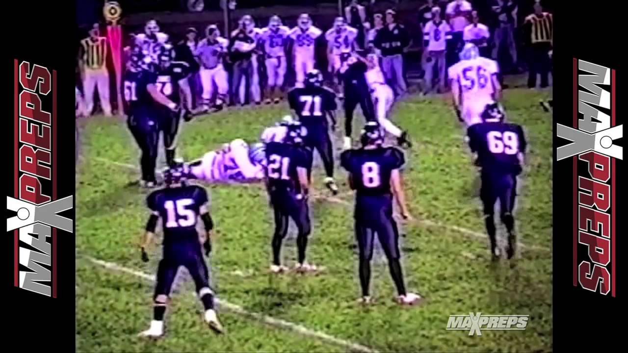 f767fedf965 Jordy Nelson High School Football Highlights - Riley County