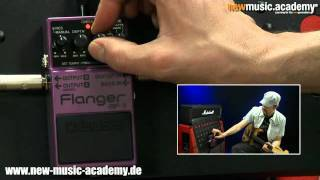 nma Pedal Check: Flanger -- Boss BF-3