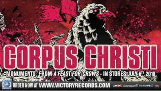 "Corpus Christi ""Monuments"" (Official Audio Stream)"