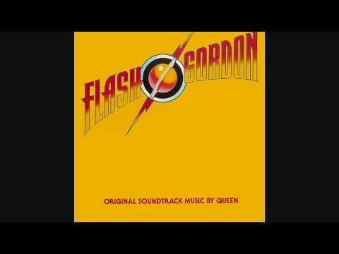 Flash Gordon OST - Football Fight