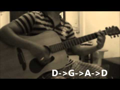 Jamaica Farewell - Guitar Chords