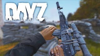 Attackers VS Defenders PVP Event! - DayZ 1.0