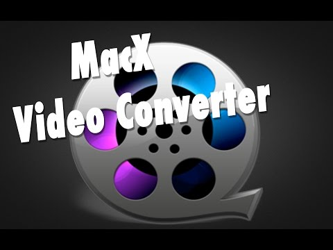 How to use MacX Video Converter